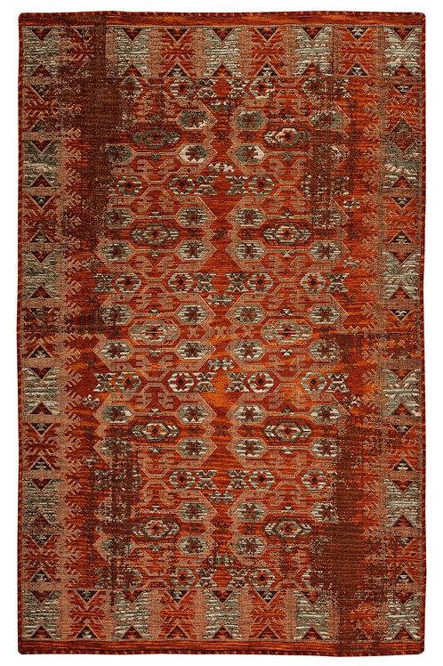 3K Carpet Back to Home Avangard 36059A Terra/Green
