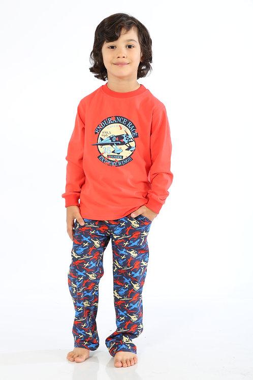 Yuppi Boys Kid Pajamas Set