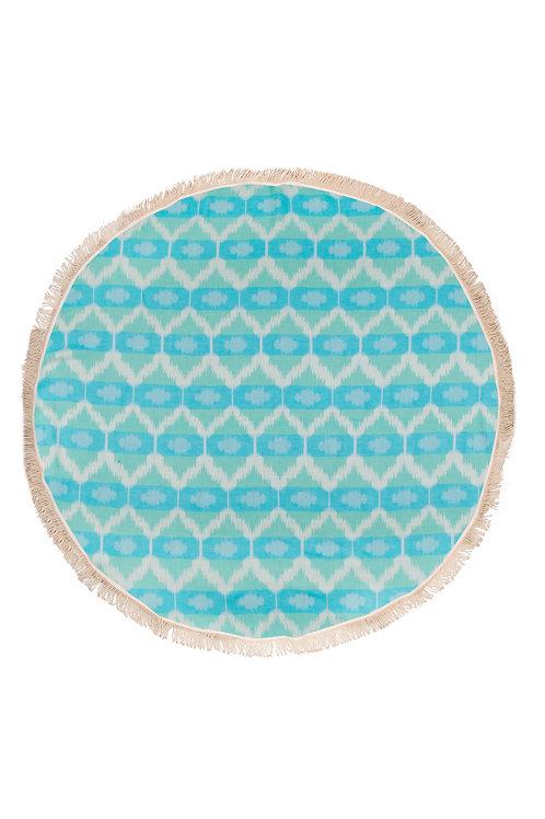 Round  Towel Rıpple