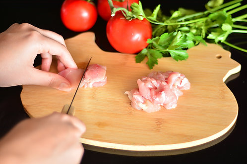 Bambum Nino Tavuk  Cutting Board (B2653)
