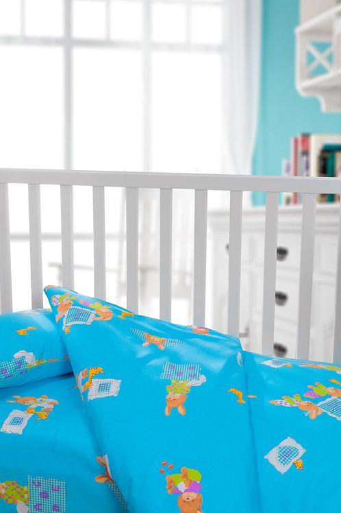 Baby Duvet Cover Set 100x150 Cm