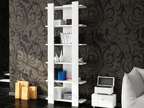 Magenta Home Silver Library - white