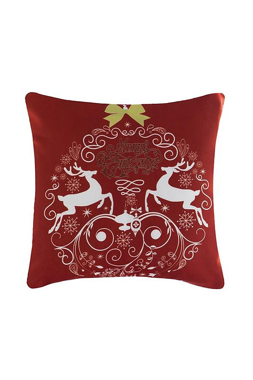 Pillowcase 45x45 Cm - Christmas v15/ 2 Pcs
