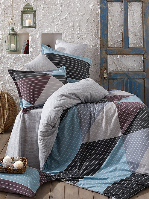 Cotton Duvet Sets-Pramit V2
