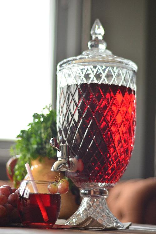 Taşev Marmaris - Glass Water dispenser 4.5 Lt T0055