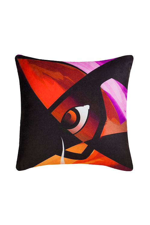 Decorative Pillowcase 45x45 Cm Abstract v7 - 2 Pcs