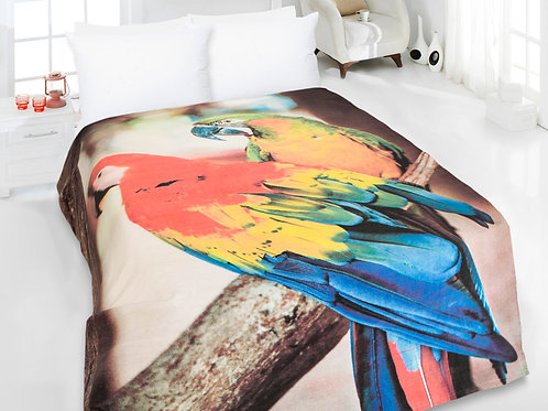 Digital Printing Fleece Blanket 175x190 Cm