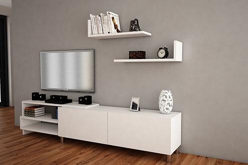 Dizayn Tv Unit - White