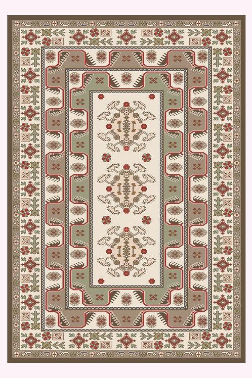 3K Carpet Back to Home Milas 16019-12 Rug (1.60x2.