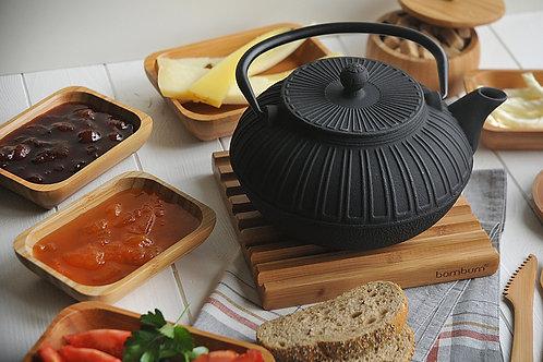 Bona 0,85L Cast Iron Teapot