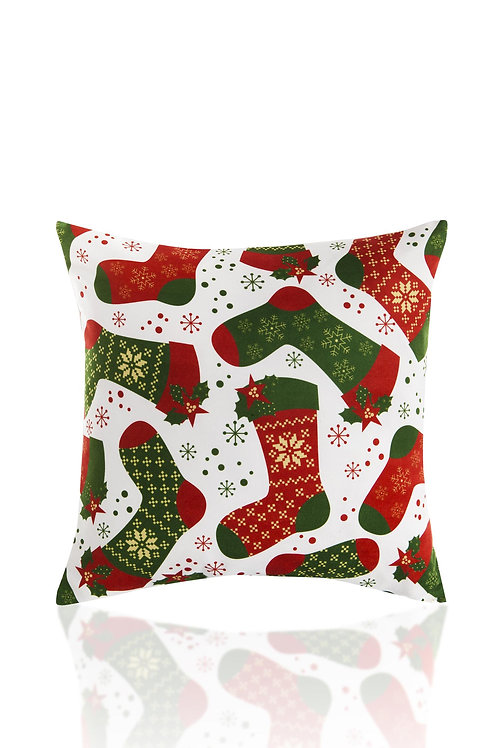 Pillowcase 45x45 Cm - Christmas v7/ 2 Pcs