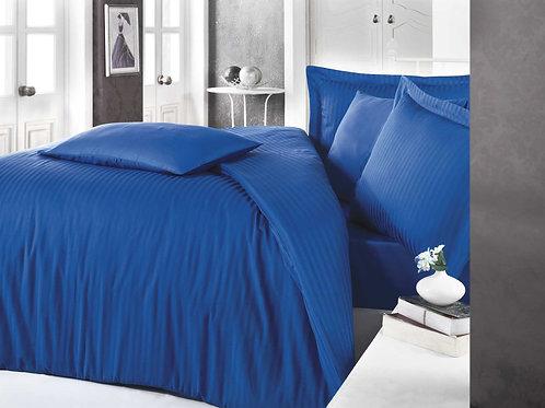 Clasy Cotton Duvet Sets - Blue