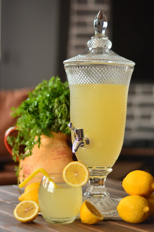 Taşev Didim - Glassware Water dispenser 1.5 Lt T0060