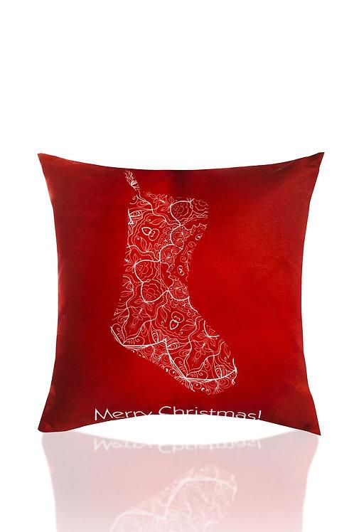 Pillowcase 45x45 Cm - Christmas v23/ 2 Pcs