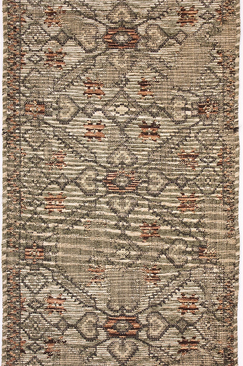 3K Carpet Back to Home Avangard 36015A Green/Brown