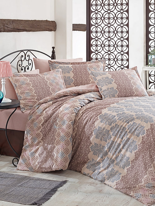 Ranforce Duvet Cover Set 200x220 Cm