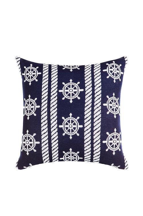 Knitted Pillow 43x43 Cm - Trkr-23