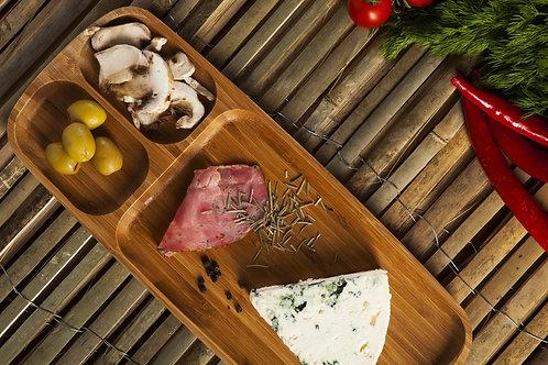 Bambum Flia Serving Plate Large - (B2456)