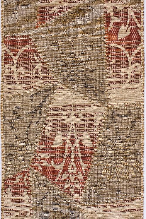 3K Carpet Back to Home Avangard 36002A Gold/Terra