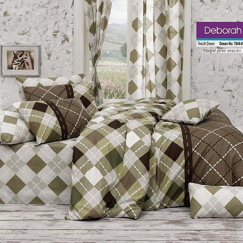 Clasy Cotton Duvet Sets - Deborah V01