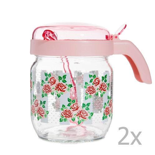 2 Pcs. Spice Jar with Spoon