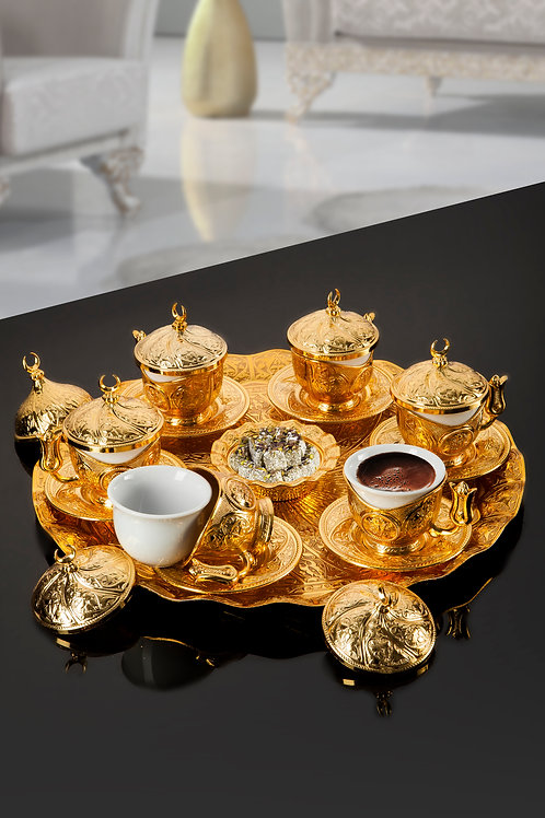Coffee Set For Six Person