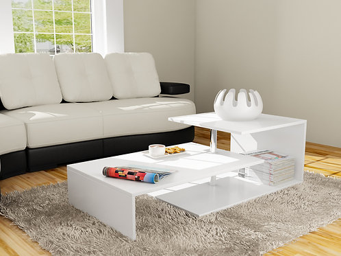 Bestline Dilek Coffee Table - White