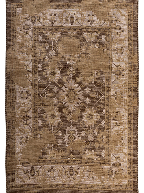 3K Carpet Back to Home Avangard 36052A Choco/Beige