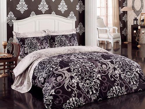 Clasy Cotton Duvet Sets - Ruya Beige