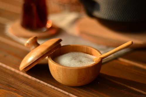Bambum Leon - 3 Pcs. Sugar Bowl