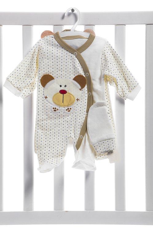 Zuff Baby Bear 6 Pcs. Set K634