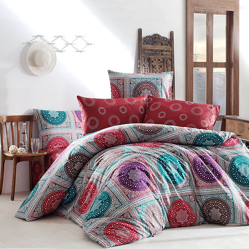 Clasy Cotton Duvet Sets - Isabella V01