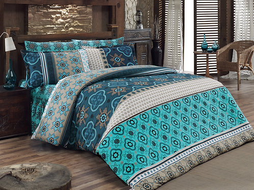 Cotton Duvet Sets-Kilim v1