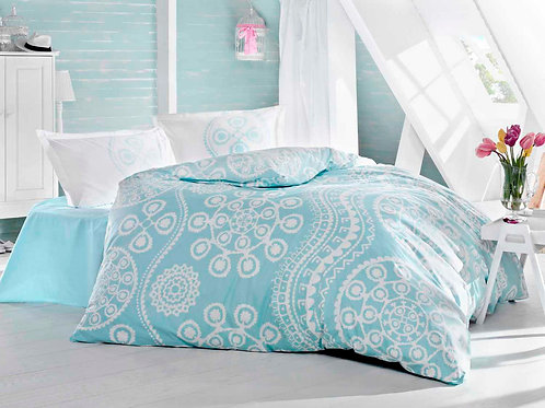 Clasy Cotton Duvet Sets - Celtic V1