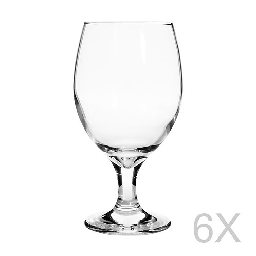 Bistro 6 Pcs. Glass Set
