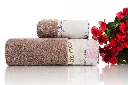 Towel Set 30x50 + 50x90 Cm