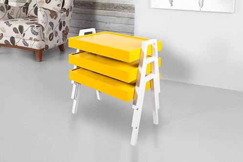 Tray Nesting Table