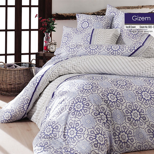 Clasy Cotton Duvet Sets - Gizem v3