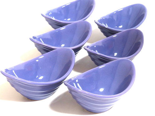 6 Pcs Snack Bowl Gondola 16 Cm