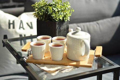 Bambum Sıam - 7 pcs Tea Set