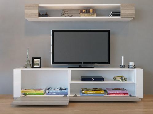 Arya Tv Stand Whıte-Cordoba