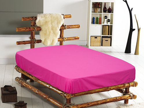 Cotton Duvet Sets-Pink