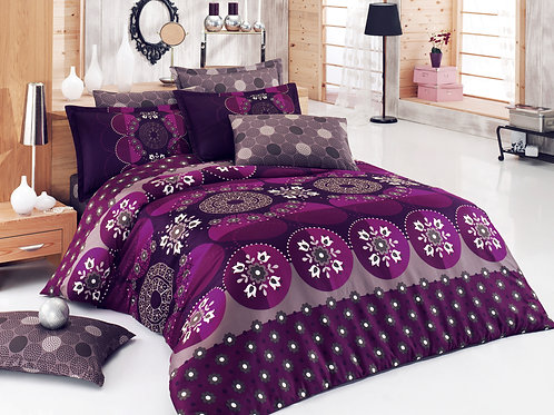 Cotton Duvet Sets-Elmas V1