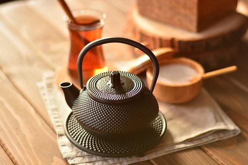 Taşev Linden - Sümbül 300 ml -Casting Teapot