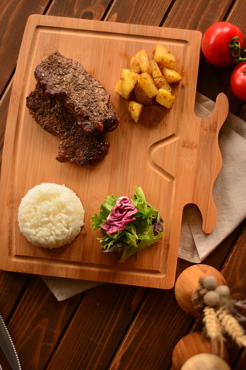 Bambum Rodeo - Cutting & Steak Board B2716