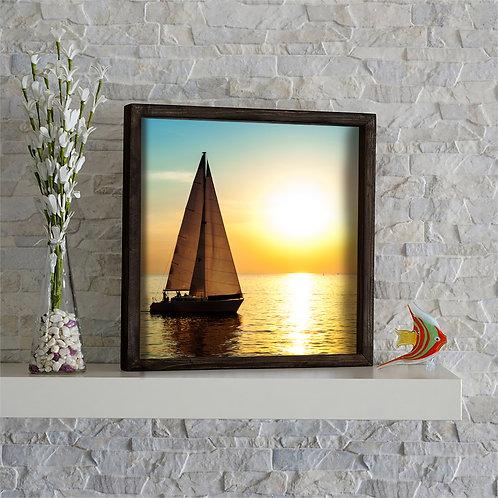 Dekorjinal Uv Printing Painting With Massive Frame Kzm633