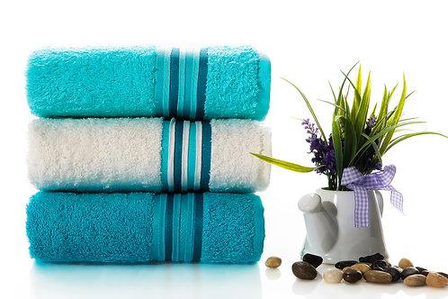 Towel Set 50x90 Cm 3 Pieces