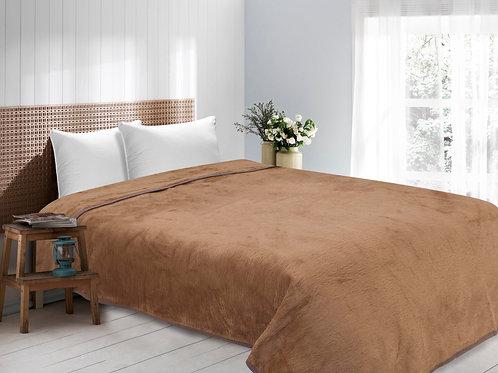 Soft Plain Blanket 180x220 Cm