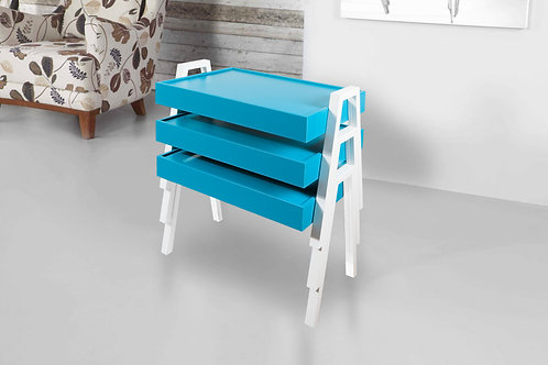 Tray Nesting Table