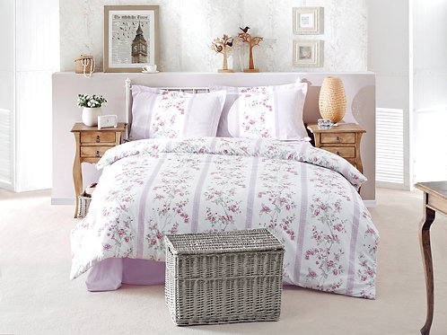 Aran Clasy Ranforce Duvet Cover Set 240x220 Cm